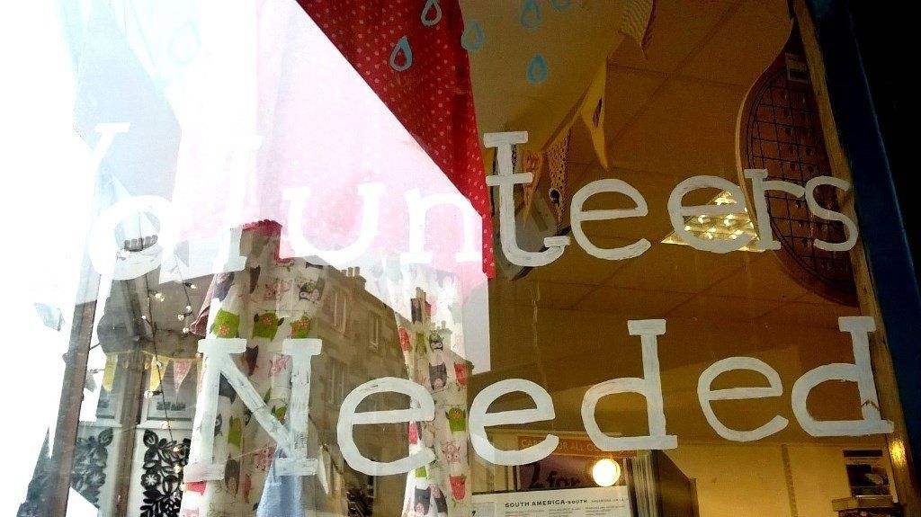 Join Our Save the Children Shop Team - Dalry Road
