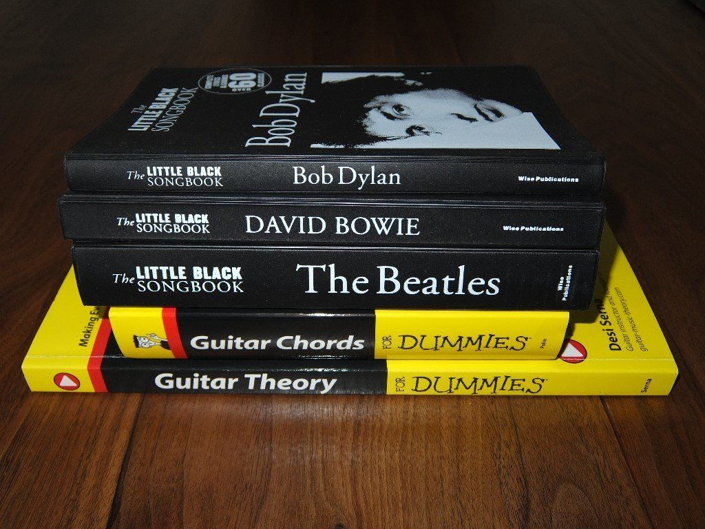 'Beginners' and Intermediate set of books
