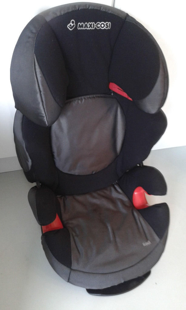 Maxi Cosi Rodi car seat. 4 - 12 years.