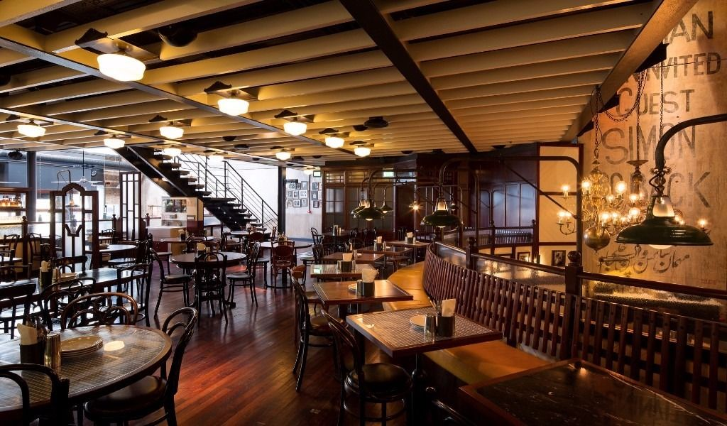 Full time Hosts / Head Host needed at Dishoom Edinburgh – recruiting now, opening in November