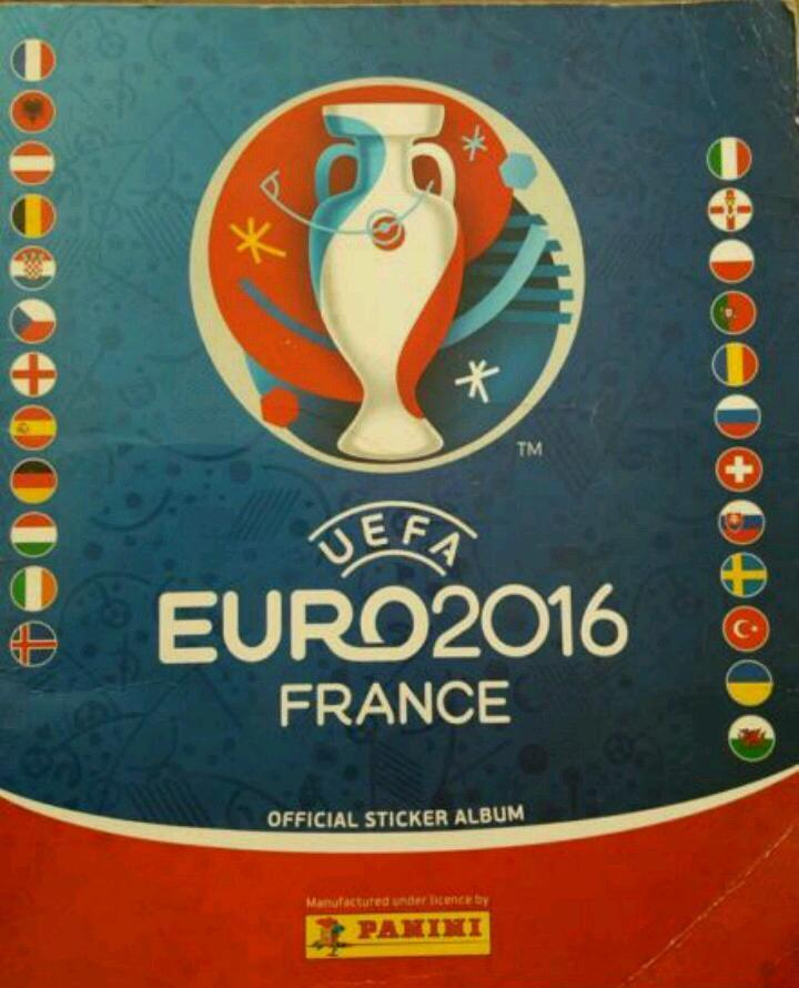 FIFA 2016 Sticker Album SWAP or Donate