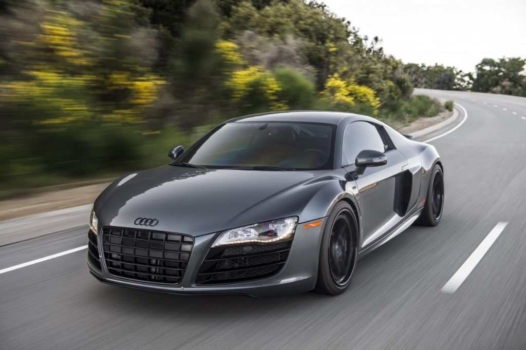120 min Open Road Drive Experience with Audi R8