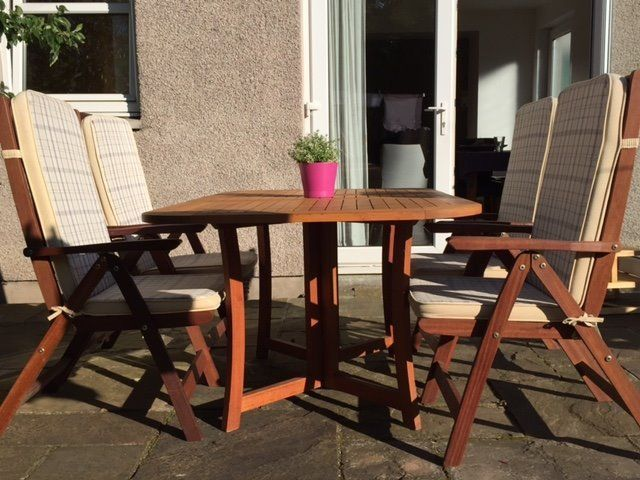 Hardwood garden furniture - Winchester Collection