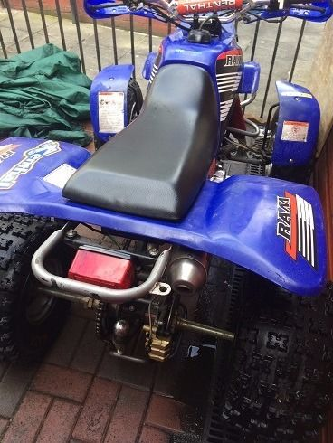 Great 250cc Ram Quad Bike.
