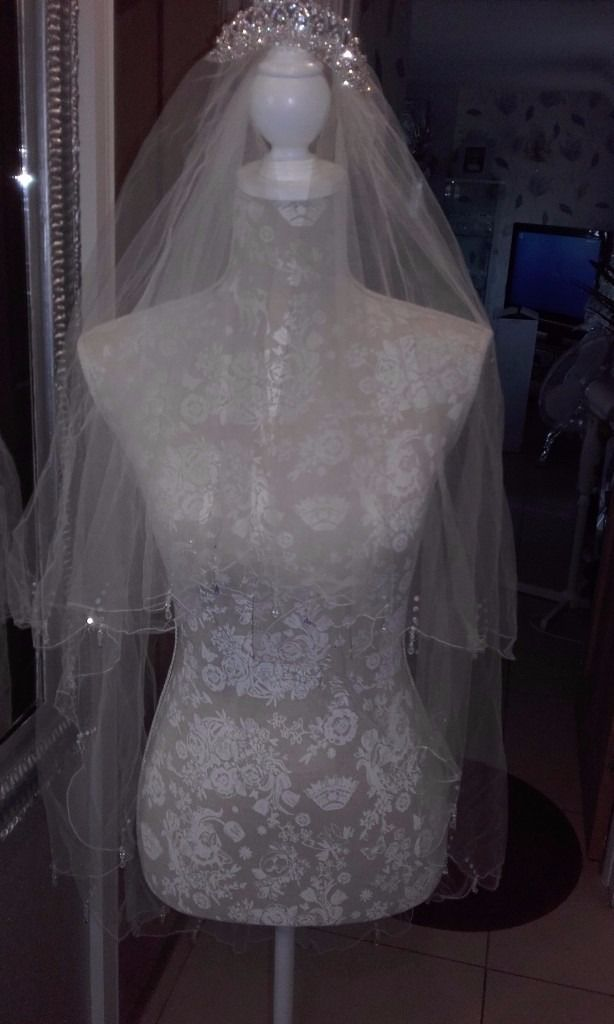 Beautiful Brides Veil