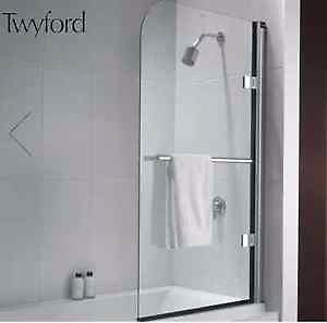 SHOWER SCREEN *** NEW *** TWYFORDS MUST SELL ASAP