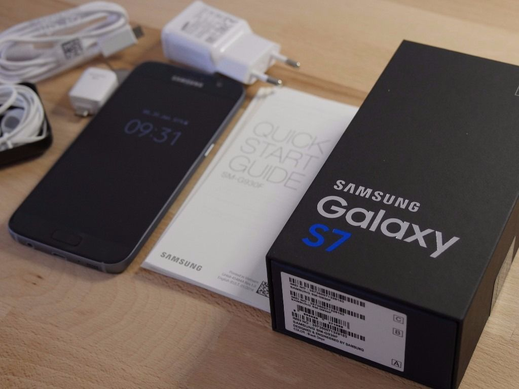 W anted Samsung S7