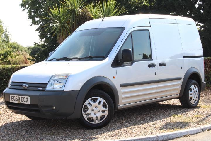 Ford Transit Connect Van 1.8TDCi ( 90PS ) Euro IV T230 LWB LX NO VAT