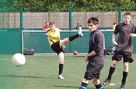 Football Playes Needed for 5-a-side team in Keynsham - Wednesday evenings