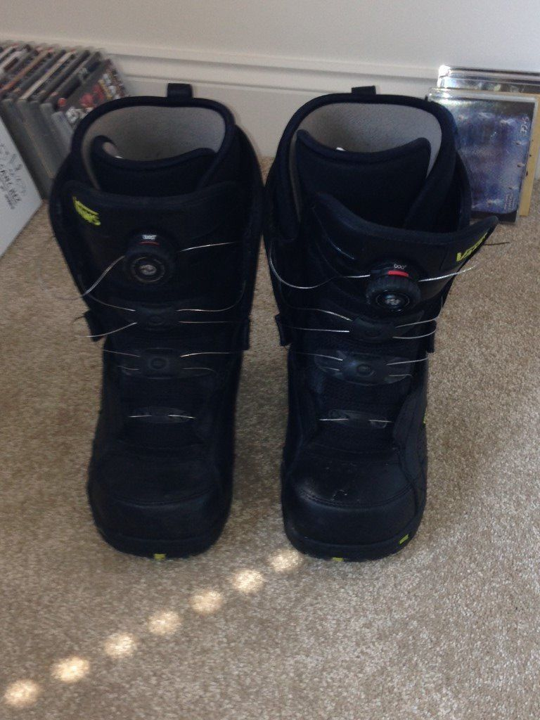 VANS Encore Boots. Size 8 UK/42 EUR. About 10 years old but very good condition