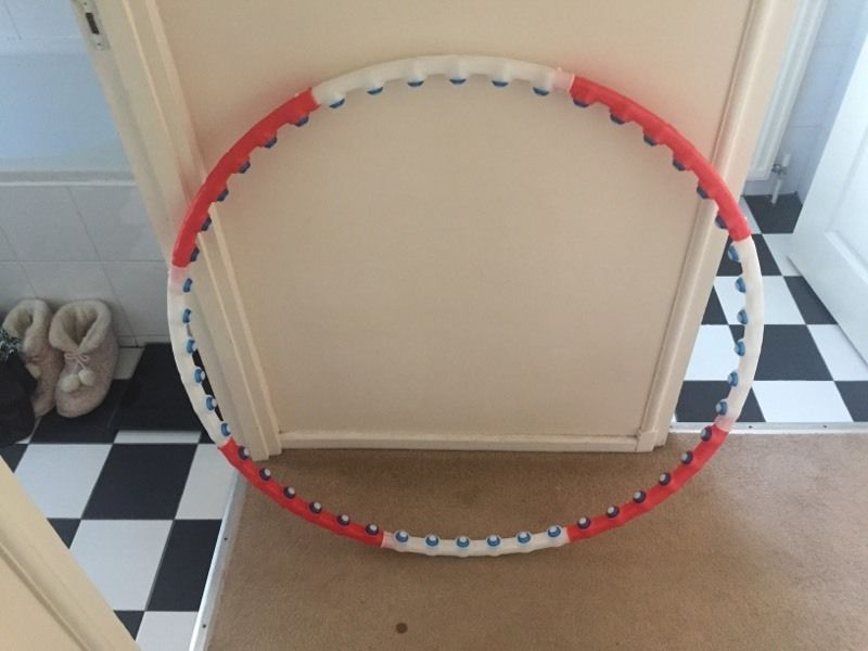 Fitness Weighted Hula Hoop!