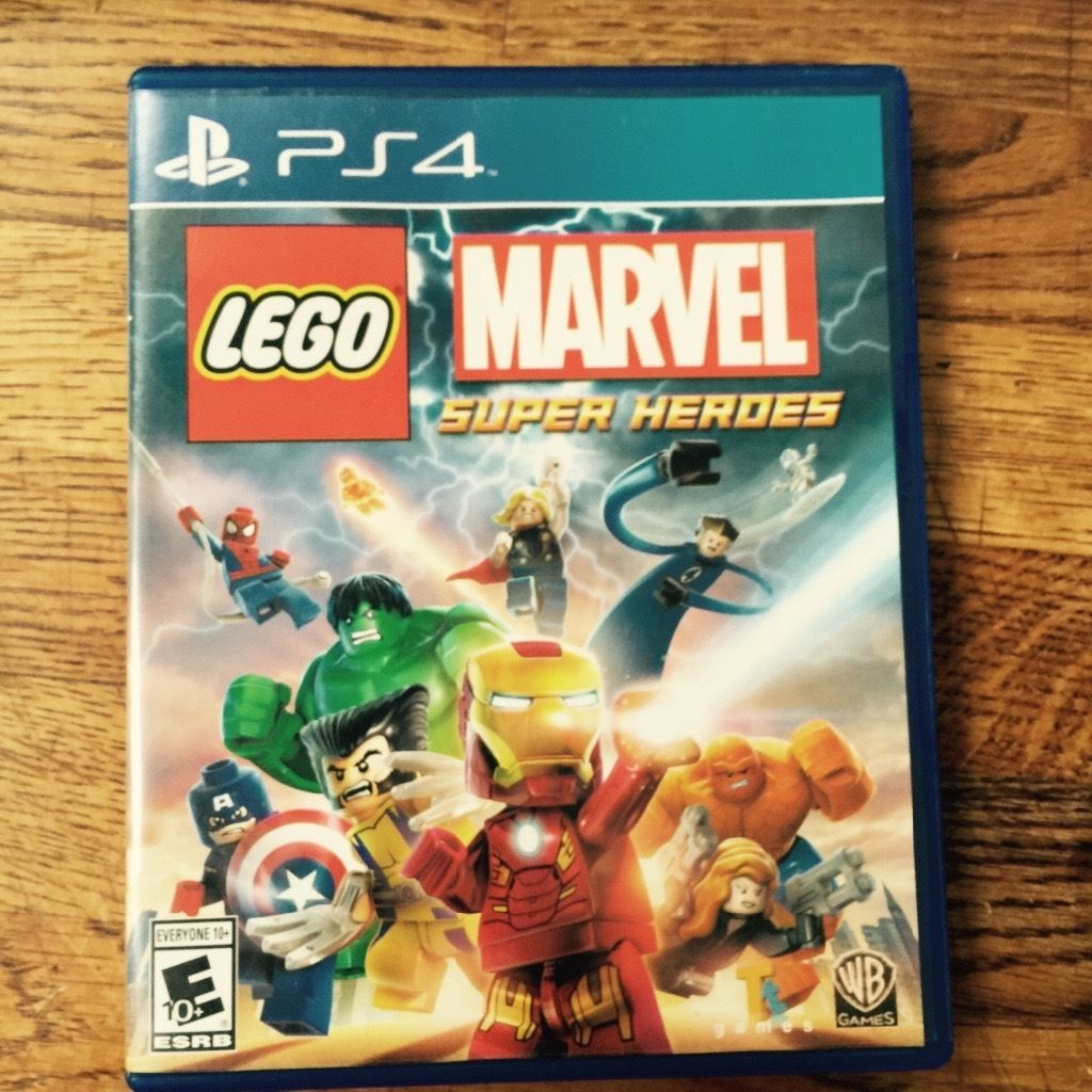 Ps4 boxed controller all leads and lego avengers game MINT