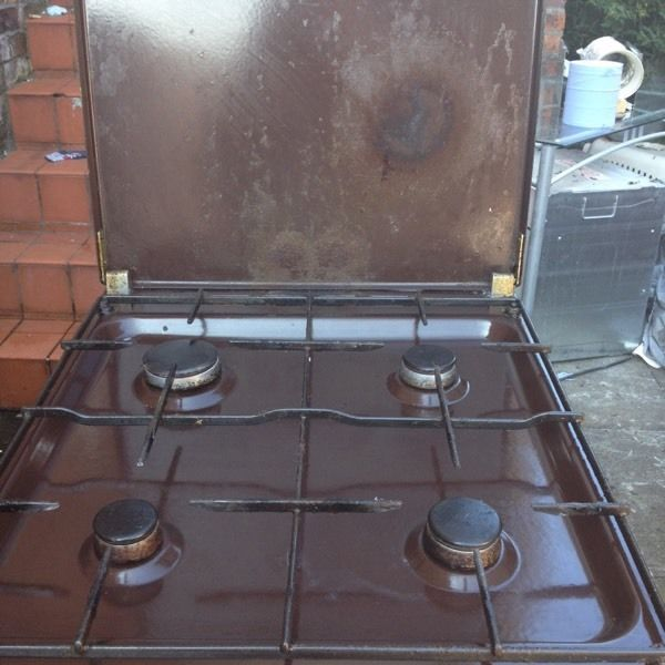 Whirlpool Gas Cooker in good working order