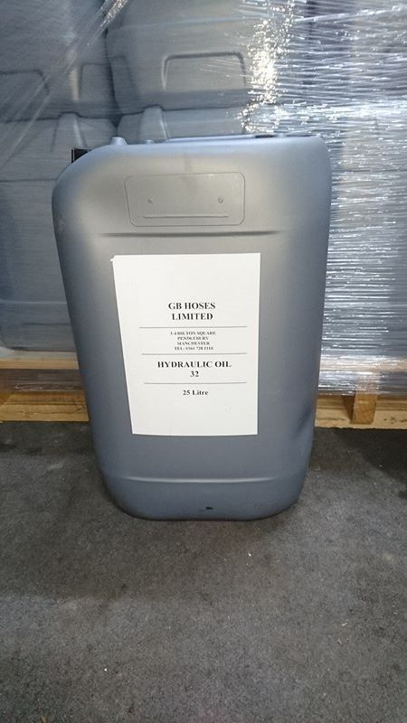 HYDRAULIC 46 ISO OIL IN A LARGE 25LTR DRUM - Other Oil Types Available