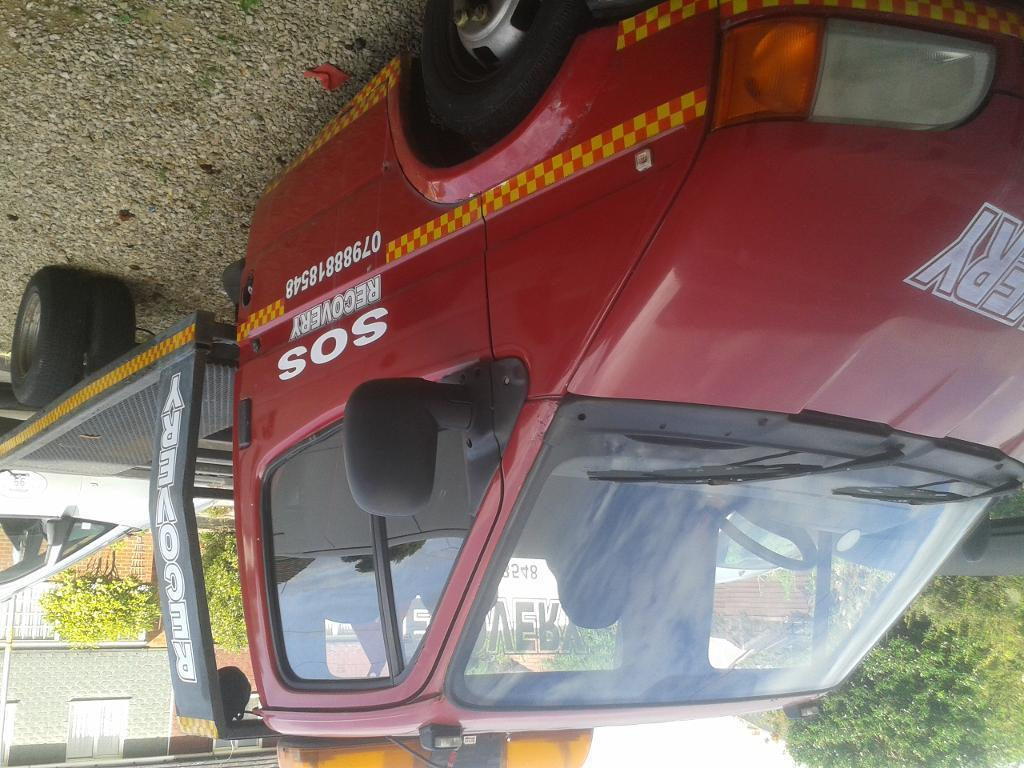 old transit recovery truck spares or repairs
