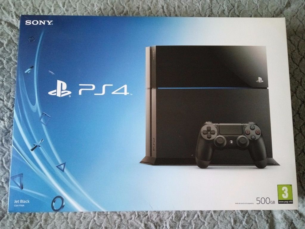 PS4 Boxed like new +2 games