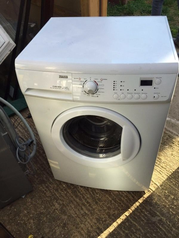 Zanussi washing machine good condition free delivery £70