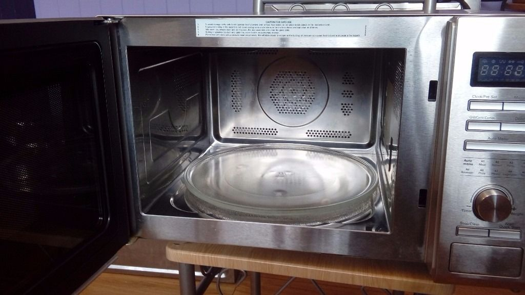Combination oven 30ltr russell hobb