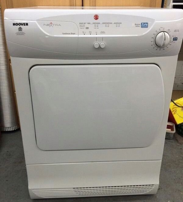 Hoover Nextra 7.5kg Condenser Tumble Dryer