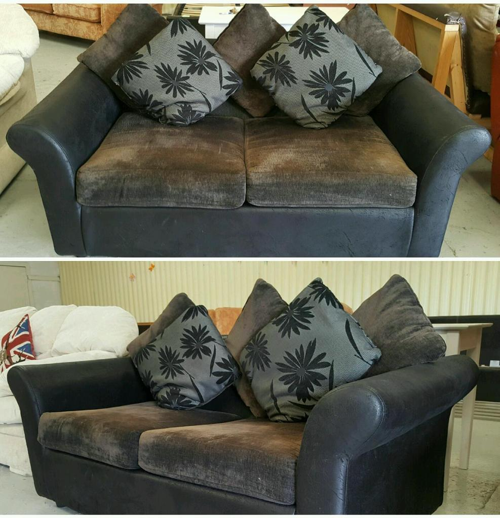 2 seater sofa bed in good condition can arrange delivery