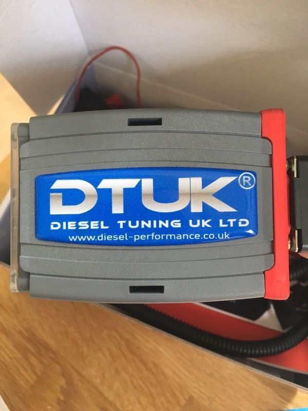 DTUK tuning box for Nissan Qashqai 1.5dci
