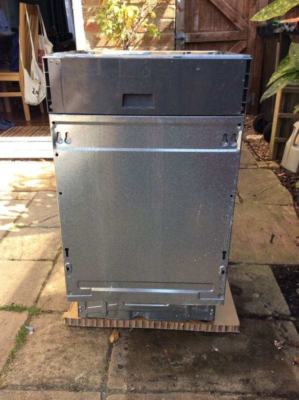 IKEA 45cm Hjalpsam dishwasher for spares or repair