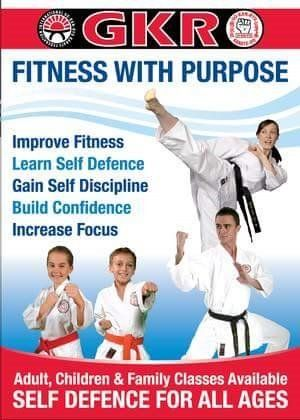 Self Defence and Fitness classes in Lightwater.