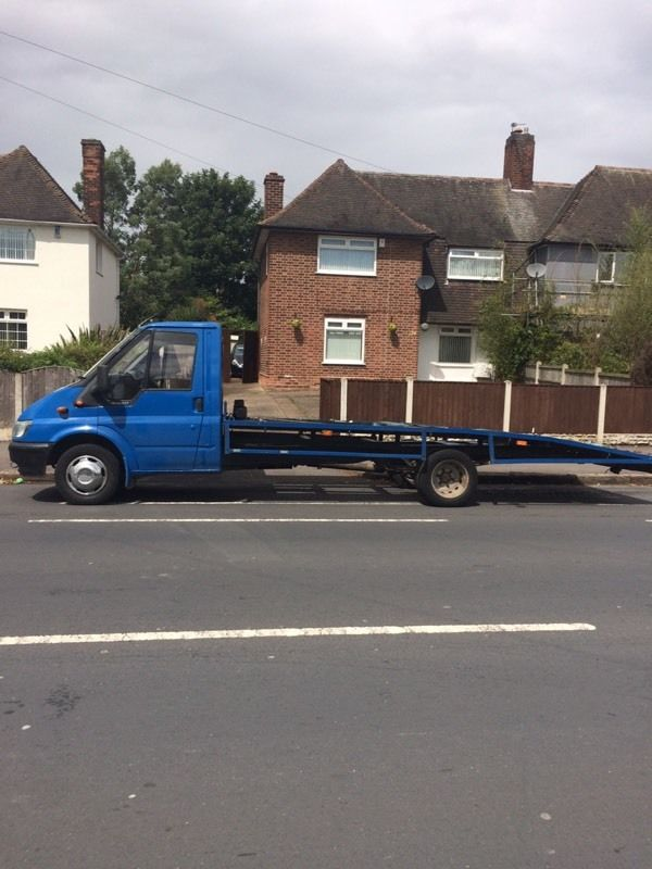 Ford Transit Recovery Truck LWB 12month MOT