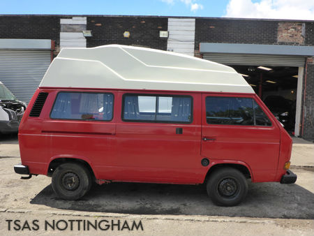 1982 Volkswagen Campervan Motorhome NOT SALVAGE Spares & Repairs