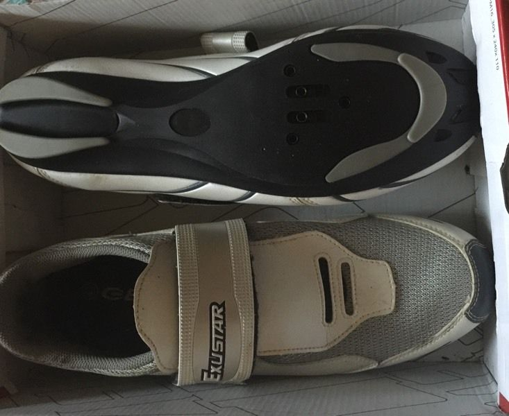 Exustar sr900 cycling shoes