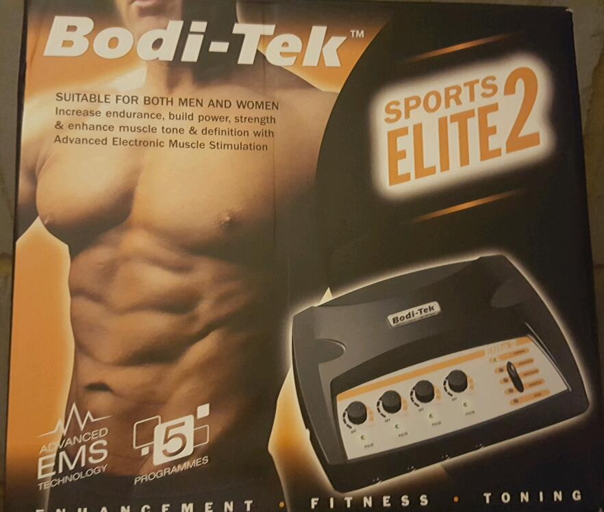 Bodi Tek Abb toning machine