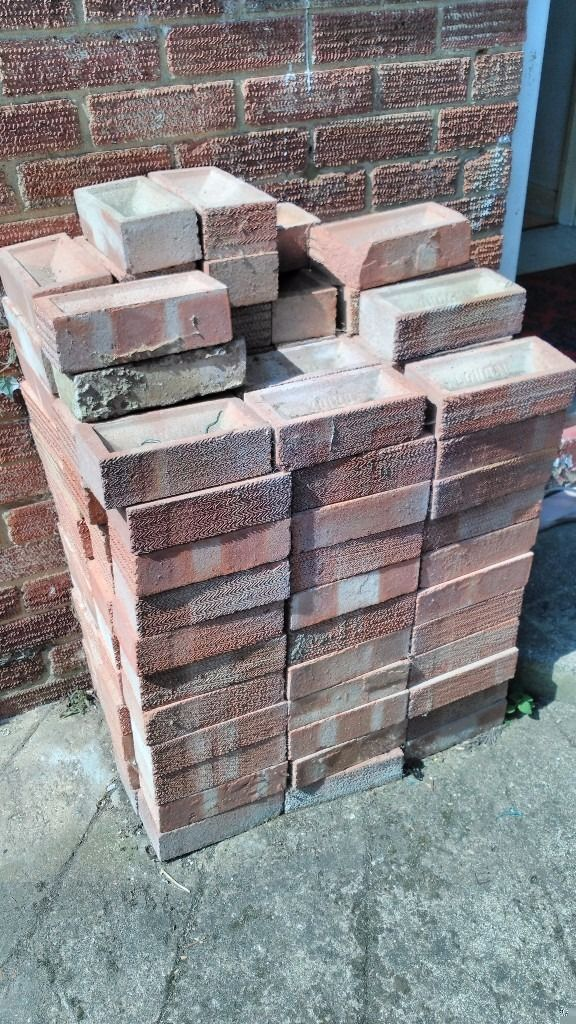 New building bricks - 130 bricks - price negotiable