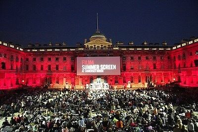 One Film 4 Somerset house Summer screen ticket for tonight