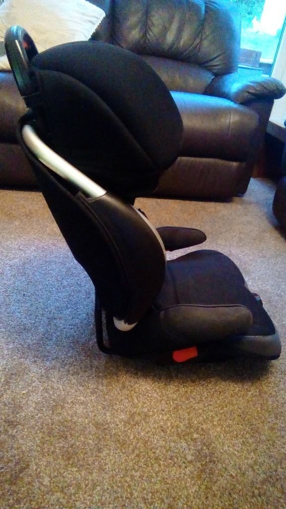 Silver cross booster seat