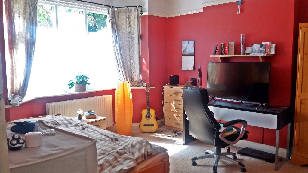 Large double room all bills inclueded!