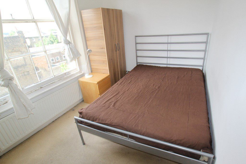 N. Beautiful DB Room in KING CROSS*NEXT TO EUROSTAR all inclusive *wifi +Cleaning