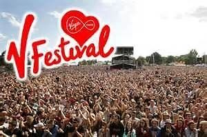last minute opportunity for volunteering - V festival chelmsford