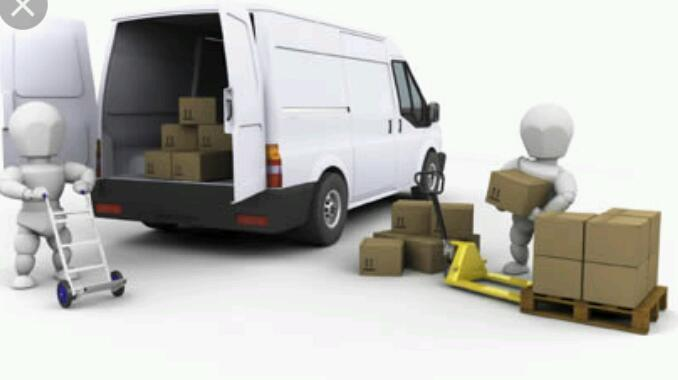 Removal services/Man with Man