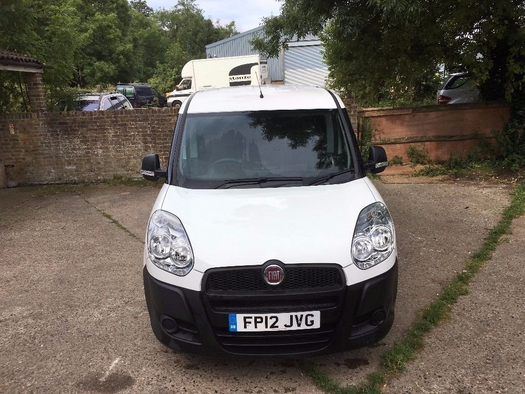FIAT DOBLO 2012.ONE OWNER.ONLY 58K MILES WITH FULL SERVICE PRINT.