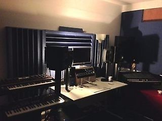 | MUSIC STUDIO SHARE | Production Recording & Rehearsal | East London | Practice Room / Space