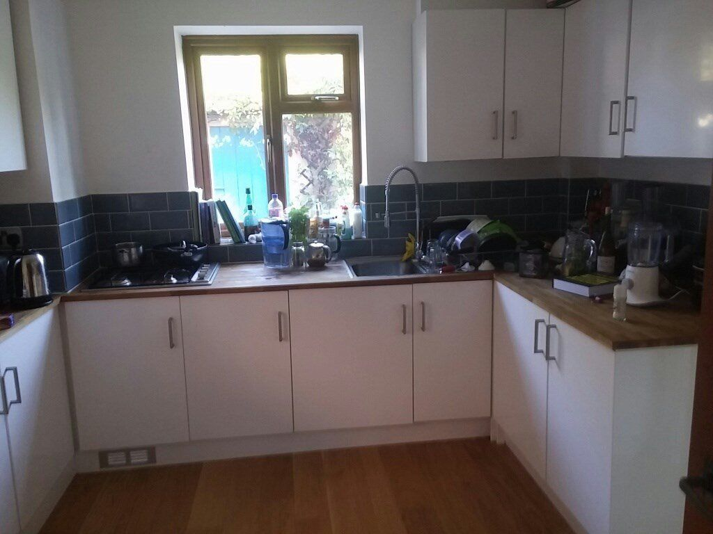 Huge double room unfurnished near Tooting Bec Tube and St George's Hospital