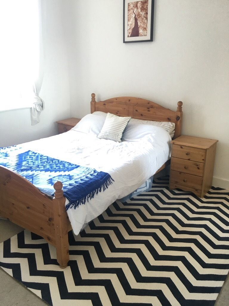 Refurbished Victorian two-bed, needs nice housemate!