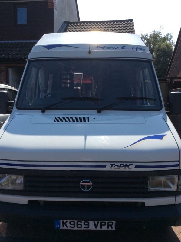1993 Peugeot/Talbot Express. 2.5 Diesel Topic