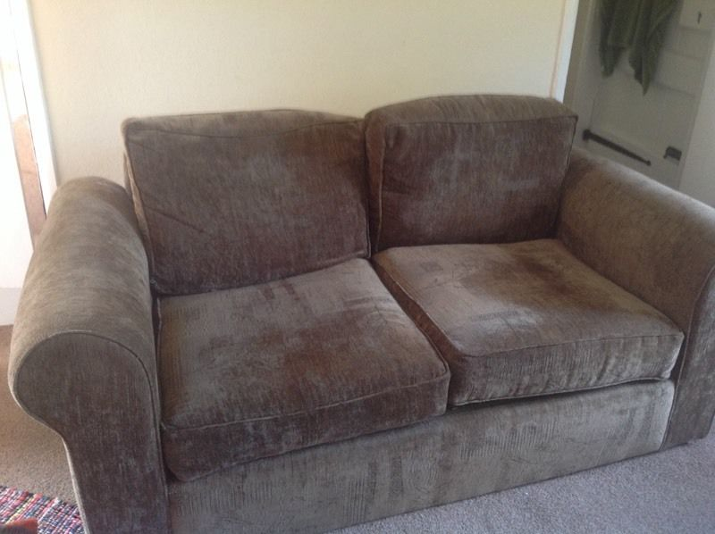 2 seater sofa bed for sale.