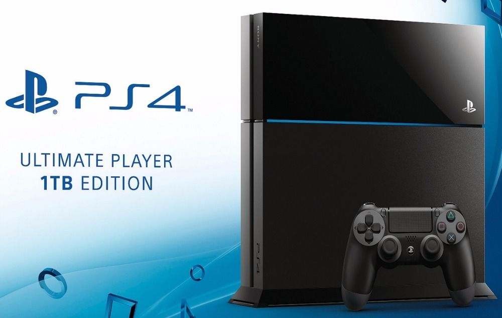Sony Playstation 4 1tb Players Edition, Like New Condition, Boxed, 2 Games - FREE GIFT INCLUDED!