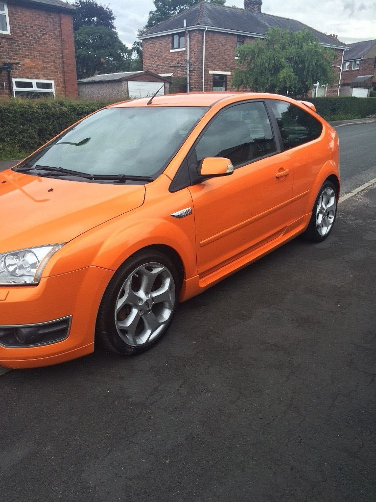 Ford Focus ST-3 One Owner From New, Full Service History 6000