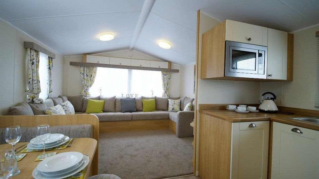 Staic Caravans and Lodges in Clitheroe and Ribble Valley