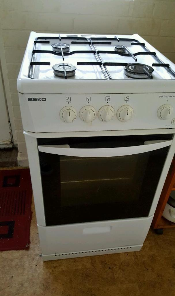 Bekko gas cooker in good condition and perfect working order