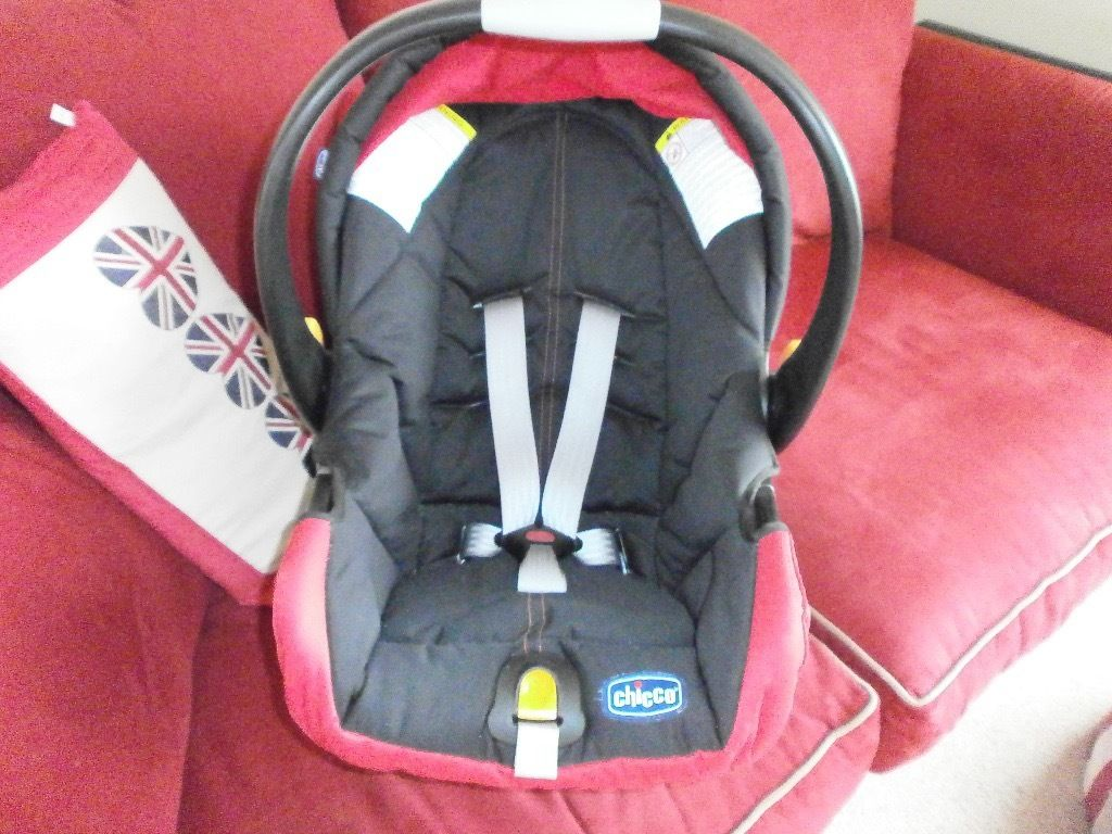 Excellent condition, Chicco baby car seat