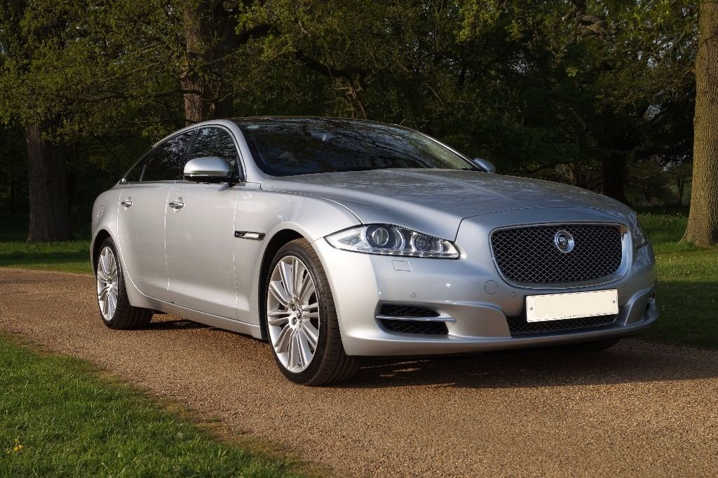 Jaguar XJL/ Wedding/ Prom/ Airport Tranfers/ Chauffeur Car Hire in North Norfolk
